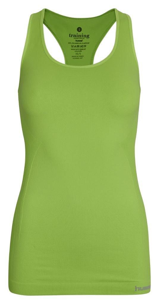 Hummel Sue Seamless Top - green flash Größe:XS/S
