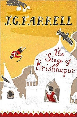 the siege of krishnapur summary