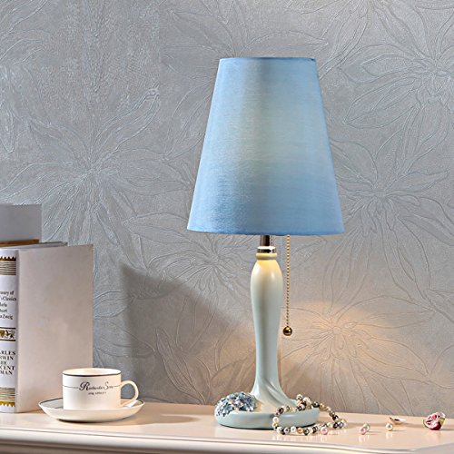 European style table lamp bedroom bedside lamp wedding luxury wedding gift dimming retro decorative warm decorative table lamp by BDS Lighting (Image #2)