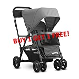 Premium Baby Strollers For Super Lightweight Use (11.8 Pounds) And Flight Check-in for Infants - Toddlers And Kids - JPMA Certified