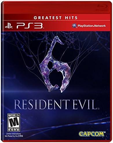 Amazon.com: Resident Evil 6 Anthology - Playstation 3: sony ...