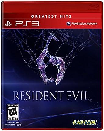 Jogo Resident Evil 6 - Playstation 3 - Capcom