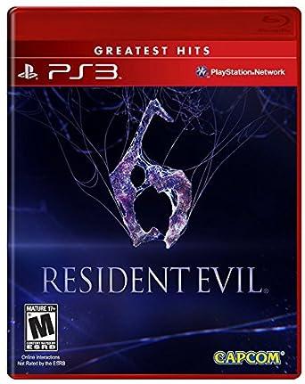 Capcom Resident Evil 6 Ps3 Juego Ps3 Amazon Es Videojuegos