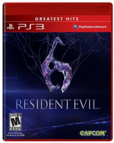 Resident Evil 6 - Playstation 3