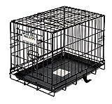 Precision Pet 'Great Crate,' Double Door Dog Crate