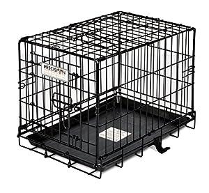 Amazon Com Precision Pet Quot Great Crate Quot Double Door Dog