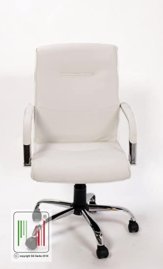 Sensational Stil Chairs Office Chair Swivel Chair Model Athens Bianco Alphanode Cool Chair Designs And Ideas Alphanodeonline