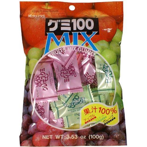 Kasugai - Gummy Mix 100 135g
