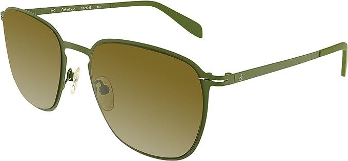 Amazon.com: Calvin Klein anteojos de sol cuadrados de la ...