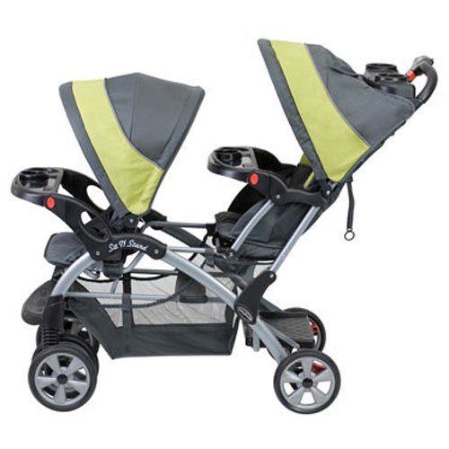 51oL0CUjrHL - Baby Trend Sit N Stand Double, Carbon