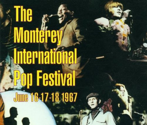 The Who - The Monterey International Pop Festival, June 16-17-18 1967 By Various Artists - Zortam Music