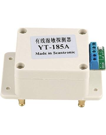 Sensor de inmersión en Agua de Alta sensibilidad Agua Líquido Desbordamiento Detector de Fugas Interruptor Sensor