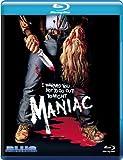 Maniac [Blu-ray] cover.