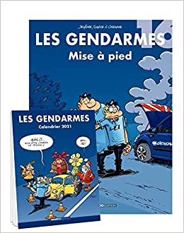 Amazon.fr   Les Gendarmes   tome 16 + calendrier 2021 offert