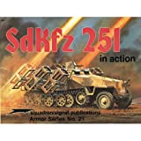 SdKfz 251 in Action, Charles K. Kliment, 0897471245