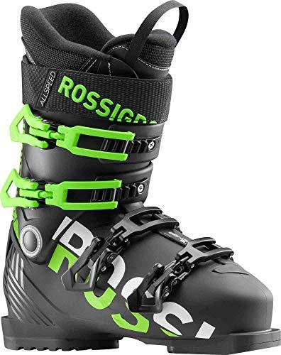 - Rossignol Allspeed Jr 70 Ski Boots Kid's Black Sz 9.5 (27.5)