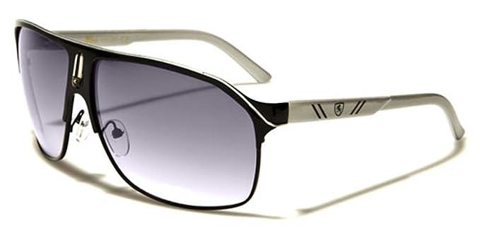 576cdb78de Amazon.com  Khan Turbo Aviator Men s Fashion Sunglasses  Clothing