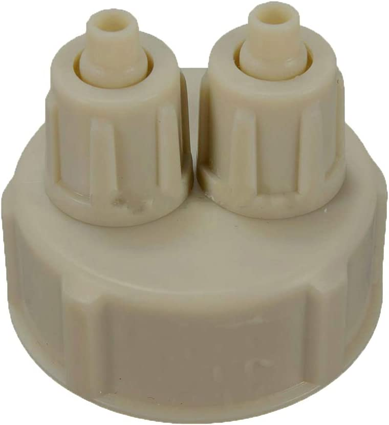Guangcailun Botella Caliente Indicador de Tubo con tap/ón de CO2 Pro Sistema de v/álvulas Kit para DIY Acuario plantado Tanque