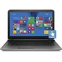Newest HP Pavilion 15.6 Full HD Touchscreen High Performance Laptop, Intel i5-5200U Processor, 8GB Memory, 1TB Hard Drive, Super Multi DVD Burner, Webcam, WIFI, Bluetooth, Windows 8.1, Windows 10