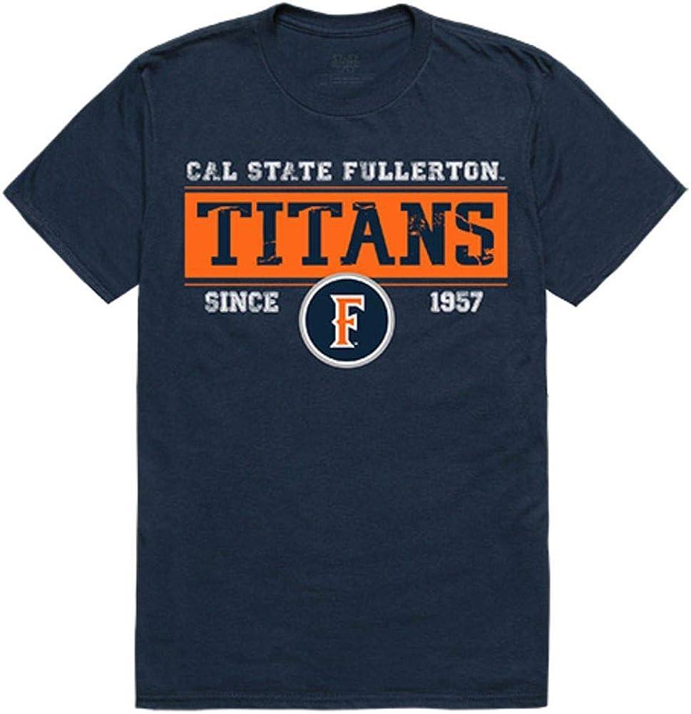NCAA Cal State Fullerton Titans V1