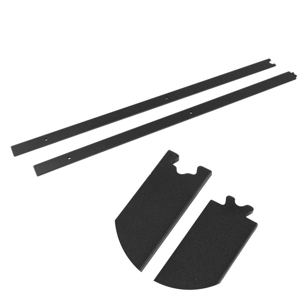 2M Schiebet/ürsystem Laufschiene Holzschiebet/ür Schiebet/ürbeschlag Schiebet/ür Flache T/ür Schiene Schiebet/ürsystem Schiene Holz Schiebet/ür Beschl/äge Set