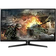 """LG 32GK850G-B 32"""" QHD Gaming Monitor with 144Hz Refresh Rate and NVIDIA G-Sync"""