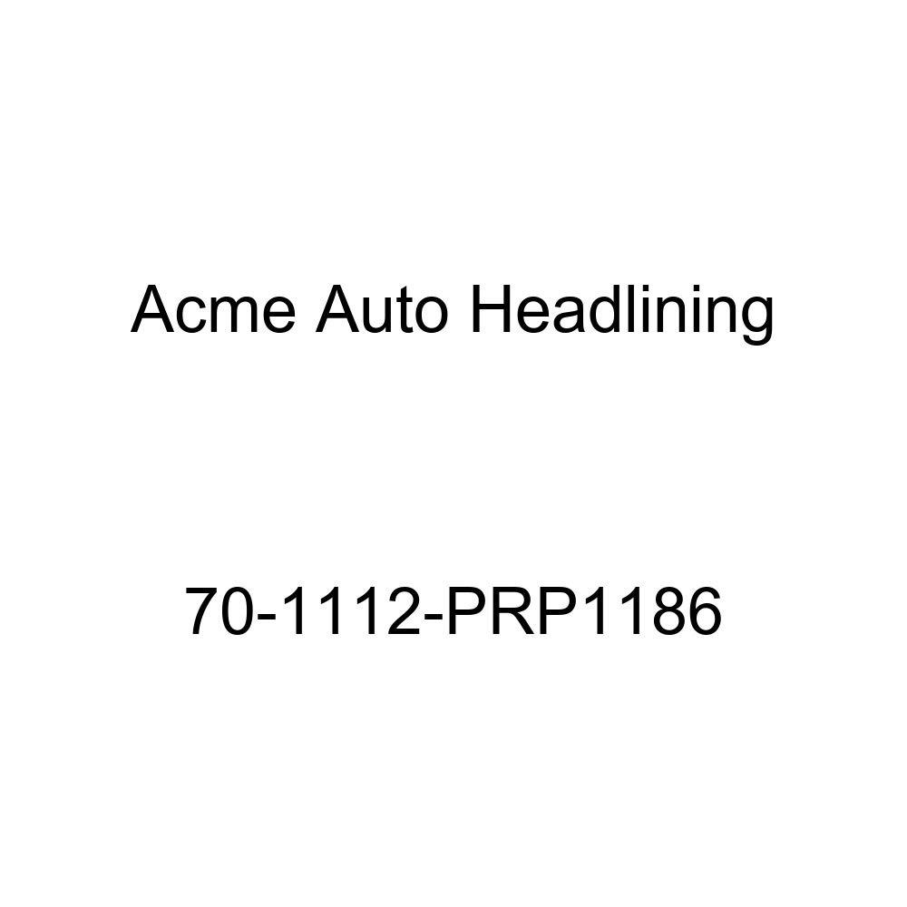 1970 Buick Electra 2 Door Hardtop w//Original Bow Headliner 6 Bow Acme Auto Headlining 70-1112-PRP1186 Buckskin Replacement Headliner