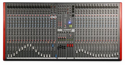 Allen & Heath ZED-436 32 Mic/Line, 4 Bus Live Sound Mixer with USB Interface