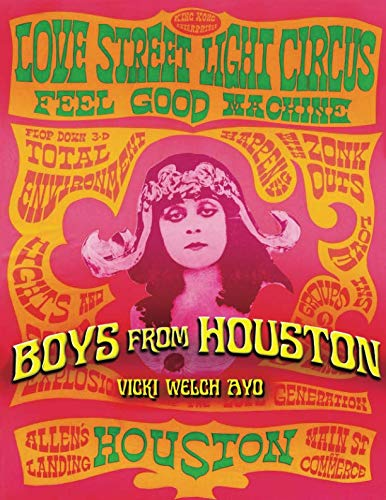 (Boys From Houston: The spirit and image of our music. )