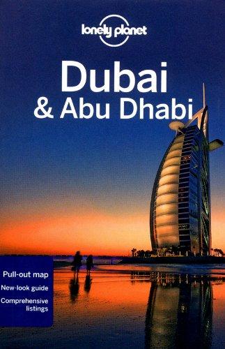 Lonely Planet Dubai and Abu Dhabi, English edition (City Guides)