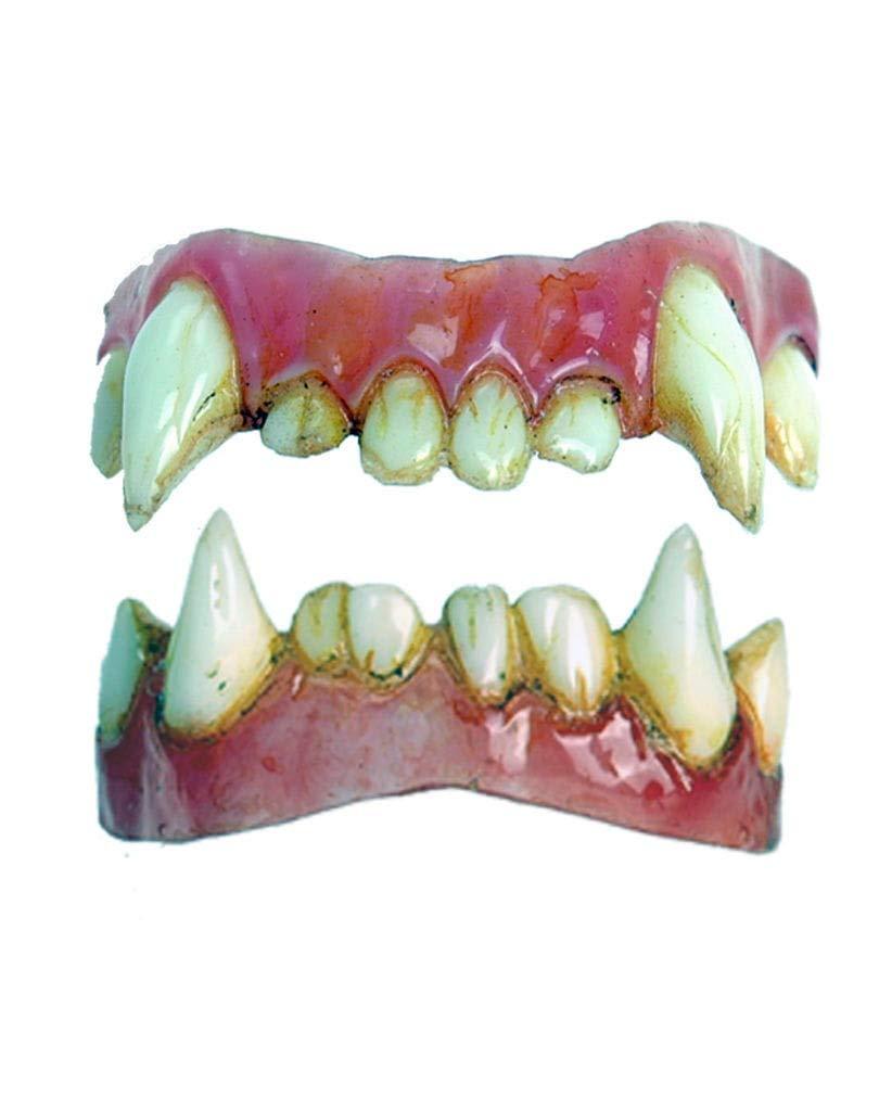 Horror-Shop Dentale Faccette FX licantropo Denti
