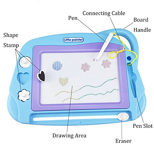 Review Magnetic Drawing Board Mini