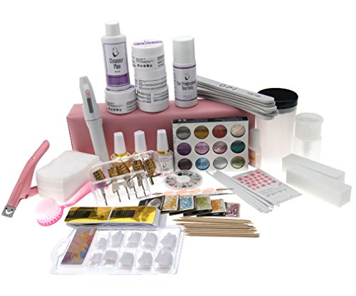 Profil. Combo Maniküre Nagelstudio UV Gel Nail Set Kit