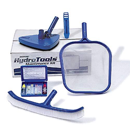 HydroTools by Swimline Premium Pool Maintenance Kit