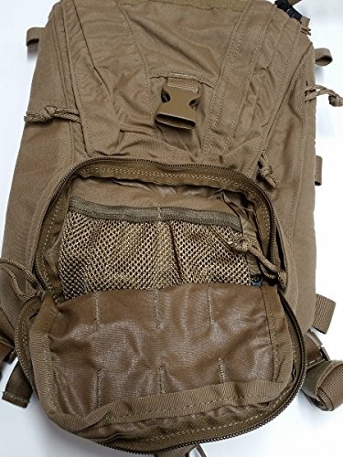 USMC Military Eagle Industries FILBE Coyote Marine HYDRATION CARRIER by US Government Genuine Issue GI USGI NSN 8465-01-600-7882