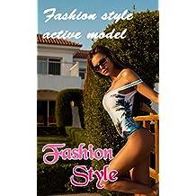 Fashion style active model