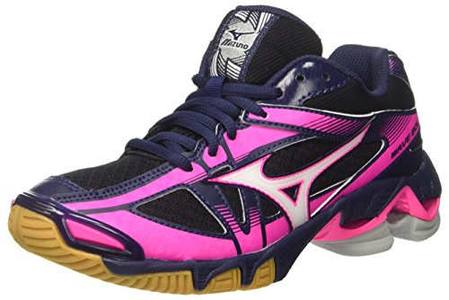 De Multicolor Wave Para blackwhitepeatcoat Voleibol Bolt Wos Zapatos Mujer Mizuno 4g8wIqdSS