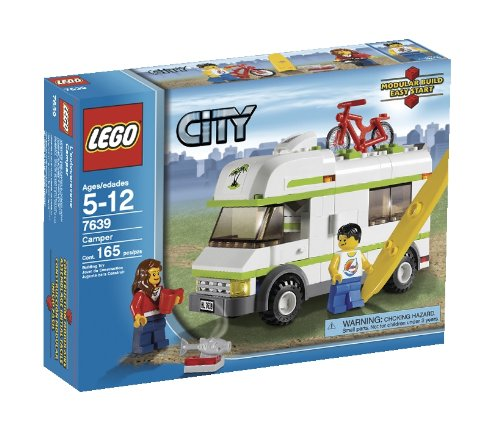 lego city set 7639 camper price compare. Black Bedroom Furniture Sets. Home Design Ideas