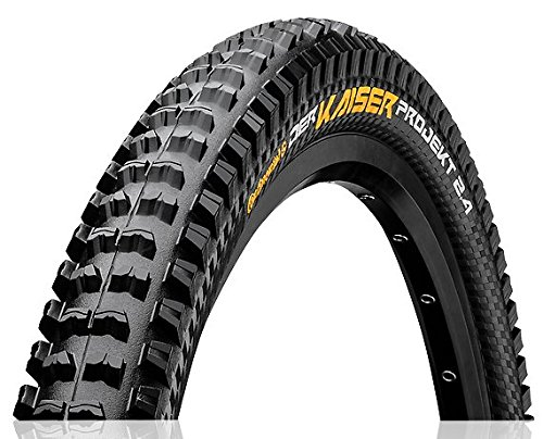 Continental Der Kaiser Projektタイヤ – 29 in B077YD9D2RProTection APEX + Black Chili 29x2.4