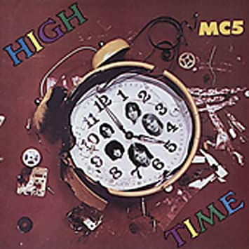 """Résultat de recherche d'images pour """"MC5 HIGH TIME"""""""