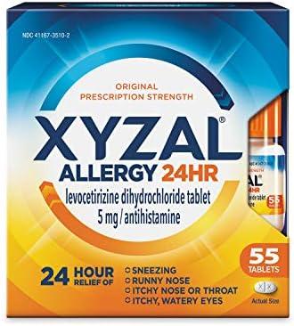 زيزال Xzyzal أقراص مضاد للحساسية 9