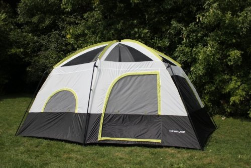 Tahoe Gear Coronado 12 Person Dome Family Cabin Tent