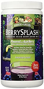 Garden Greens Berrysplash Mixed Berry, 669 Gram