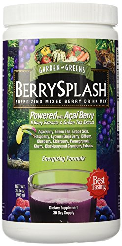Garden Greens Berrysplash Mixed Berry, 669 Gram Berry Splash