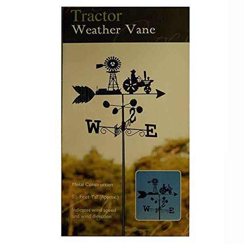 Review TRACTOR WEATHERVANE