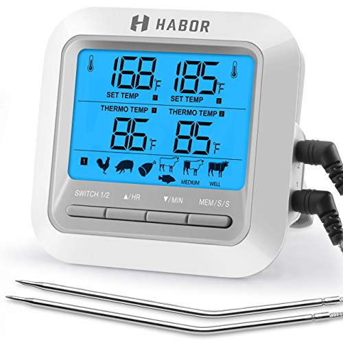 Habor Thermometer Digital Cooking Backlight product image