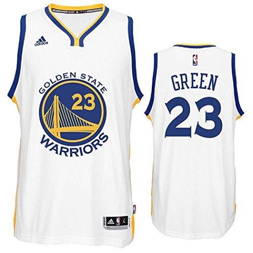 Draymond Green Golden State Warriors #23 NBA Youth Swingman Home Jersey White (Large 14/16) (Star Swingman Jersey)