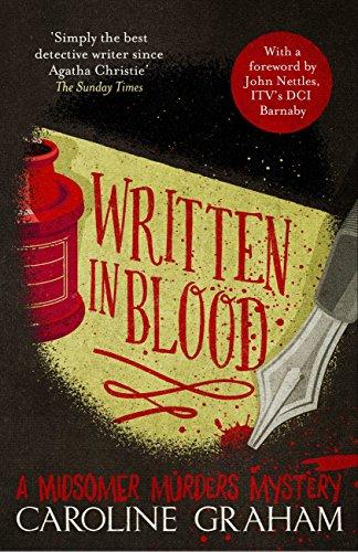 Written in Blood: A Midsomer Murders Mystery 4