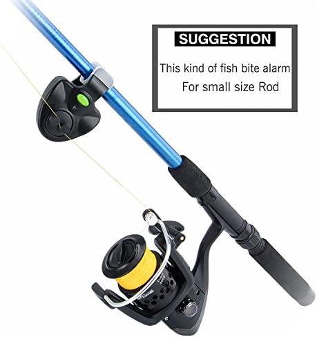 Flag abboccata Detector Fishing Casting Audible Alarm Fishing