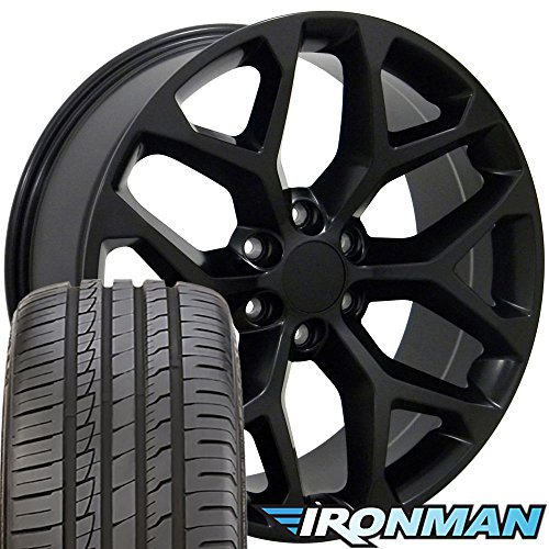 The 10 best escalade rims 22 black set